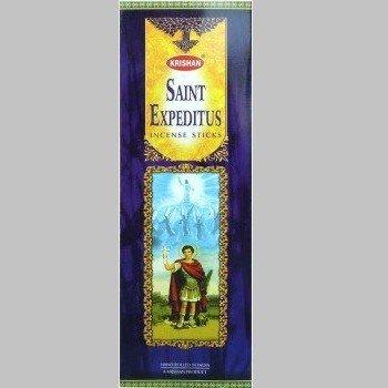 Encens Krishan Saint Expéditus - Saint