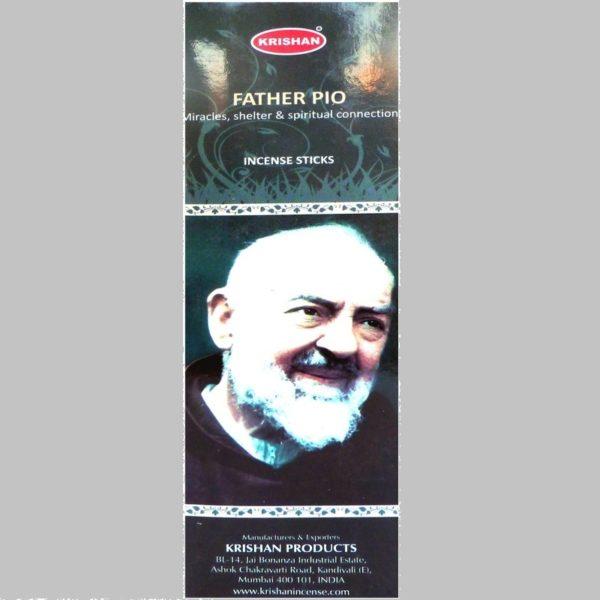 Encens Krishan Padre Pio - Encens