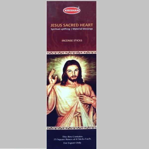Encens Krishan sacré Coeur de Jésus - Pitié