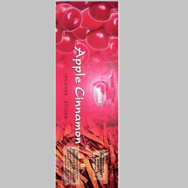 Encens Krishan Pomme Cannelle - Encens