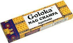Encens GOLOKA Nag Champa 15g - Nekudat Chen- Holyland Legacy Oint Oil and Holy Water