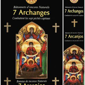 Encens 7 Archanges Fragrances & Sens
