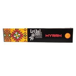 Encens Tribal soul Myrrh 15  gr