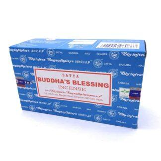 12 x Encens Satya bénédiction de Bouddha 15 g