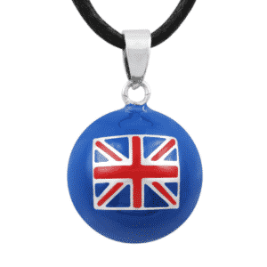 Bola grossesse drapeau anglais