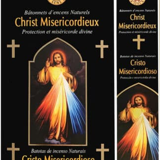 Encens Christ Miséricordieux Fragrances & Sens