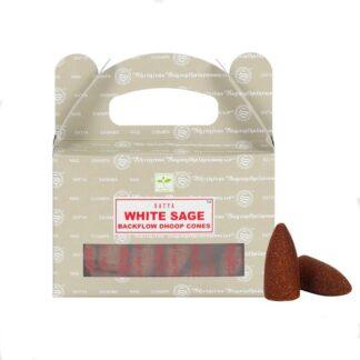 Encens Satya White Sage BackFlow