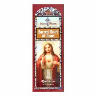 Encens Sacré Cœur de Jésus Tulasi - Encens