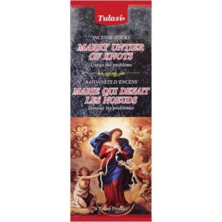 Encens Marie qui Défait les Noeuds Tulasi - Le puissant Notre-Dame défait les nœuds