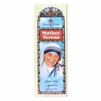 Encens Mere Theresa Tulasi - Mère Teresa