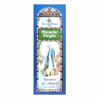 Encens Vierge Miraculeuse Tulasi - Encens