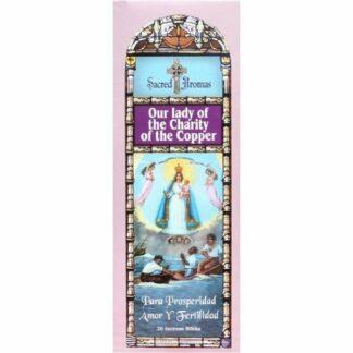 Encens Notre Dame de la Charité Tulasi - Inde
