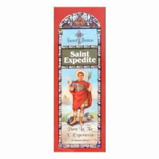Encens Saint Expeditus Tulasi - accélère