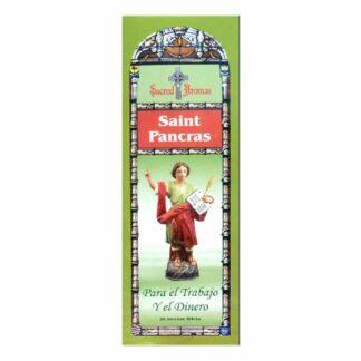 Encens Saint Pancras Tulasi - Ventes