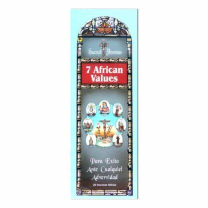 Encens 7 Valeurs Africaines - Encens