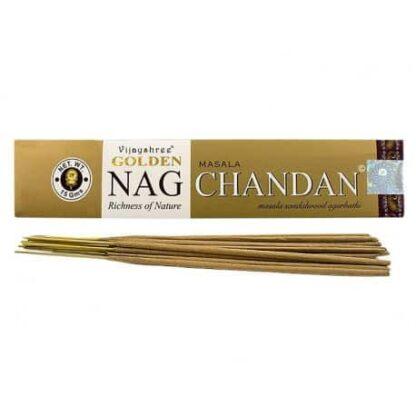 Encens Vijayshree Golden Nag Chandan - Encens
