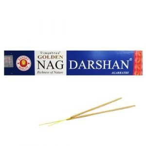Encens Golden Nag Darshan