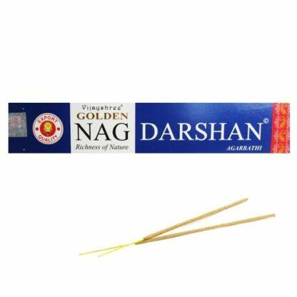 Encens Vijayshree Golden Nag Darshan - Encens Golden Nag Darshan