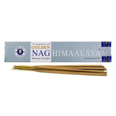Encens Golden Nag Himalaya