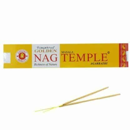 Encens Vijayshree Golden Nag Temple - Encens