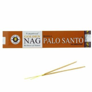Encens Vijayshree Golden Nag Palo Santo - Encens