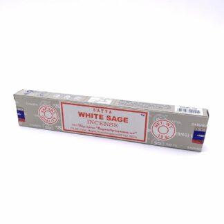 Encens Satya White Sage (Sauge blanche)