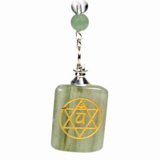 Porte-clefs 4ème Chakra Coeur