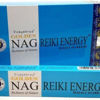 Encens vijayshree golden Nag reiki energy