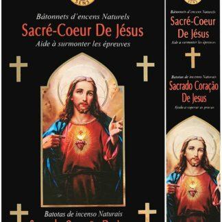 Encens Sacré coeur de Jésus Fragrances & Sens