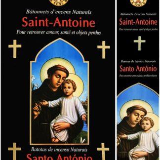 Encens Saint Antoine Fragrances & Sens