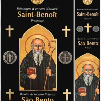 Encens Saint Benoit Fragrances & Sens