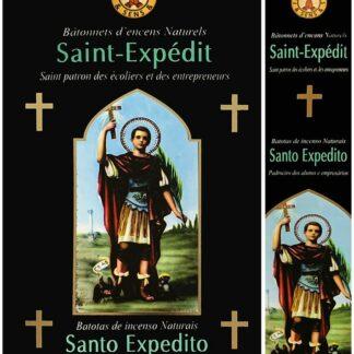 encens Saint Expédit Fragrances & Sens