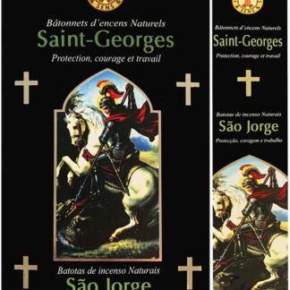 Encens Saint Georges Fragrances & Sens