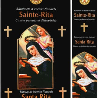 Encens Sainte Rita Fragrances & Sens