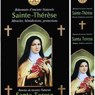 Encens Sainte Thérèse Fragrances & Sens