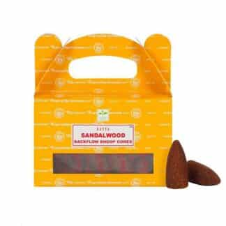 encens backflow sandalwood