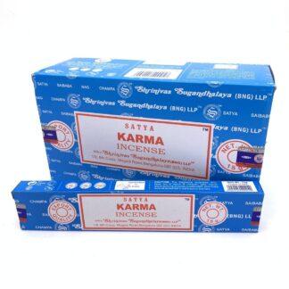 12 x Encens Satya Karma 15g