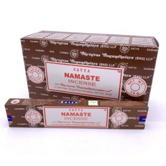 12 x encens Satya Namaste 15 g