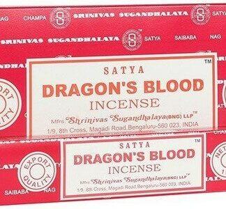 Encens satya sang du dragon 15 g