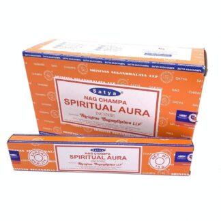 12 x Encens Satya Aura Spirituelle 15 g