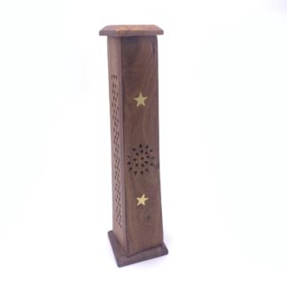 Tour porte encens étoile