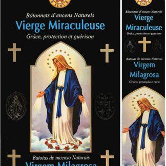 Encens Vierge Miraculeuse Fragrances & Sens